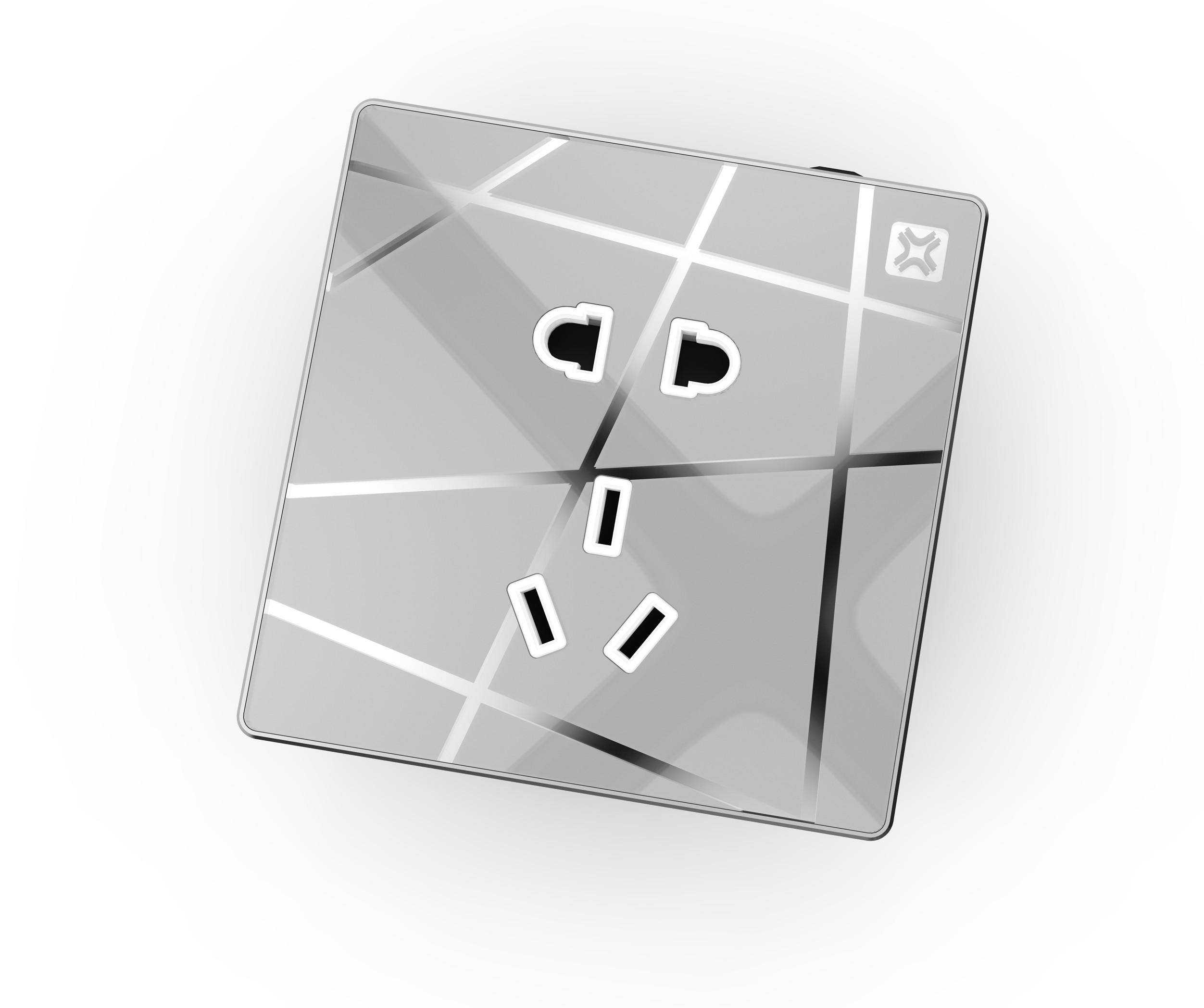 X2-智能墙面插座-1